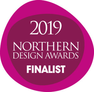 Keary Design Northern Design Awards 2019 Finalist